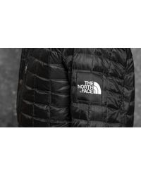 Footshop - The North Face Den Thermoball Jacket Tnf Black/ Tnf White for Men - Lyst