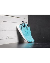 Adidas Originals - Adidas Zx Flux Adv Asym Pk Blue Glow/ Core Black/ C for Men - Lyst