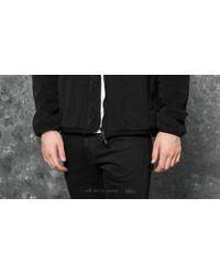 Footshop Polar Halberg Fleece Jacket Black/ Black for men