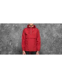 Publish Red Albie Jacket Maroon for men