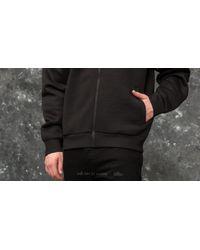 Fila Hunter Track Bomber Jacket Black for men