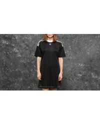 Adidas Originals Black Trefoil Dress