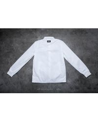 Footshop - Cheap Monday Country Jump Jacket White for Men - Lyst