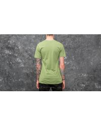 Footshop Green Ripndip Catnip Tee Olive for men