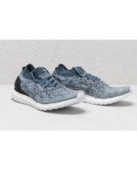 9fc30ffaa Lyst - Footshop Adidas Ultraboost Uncaged Parley Raw Grey  Chalk ...