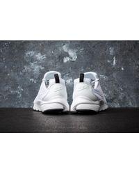 Nike Presto Fly White/ White-black for men