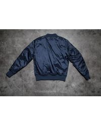 Footshop - Blue Urban Classics Basic Bomber Jacket Navy for Men - Lyst