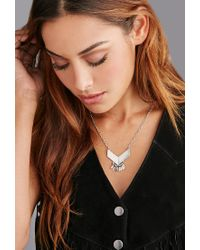 Forever 21 - Metallic The 2bandits Bradwell Necklace - Lyst