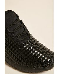 Forever 21 - Black Metallic Pyramid Sneakers - Lyst