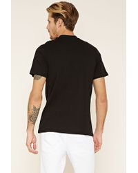 Forever 21 - Black Rascals Graphic Tee for Men - Lyst