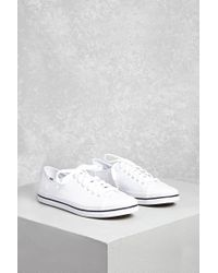 Forever 21 | White Keds Lace-up Low Top Sneakers for Men | Lyst