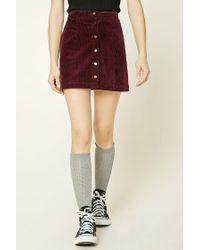 Forever 21   Gray Open-knit Knee-high Socks   Lyst
