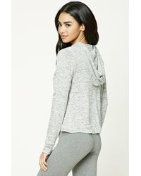 Forever 21 - Black Lazy Sunday Graphic Top - Lyst