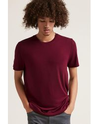 Forever 21 - Heathered Knit Tee for Men - Lyst