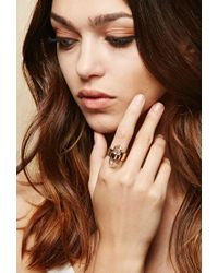Forever 21 | Pink Amber Sceats Translucent Ring | Lyst