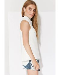 Forever 21 - Natural Ministry Of Style Where Are You Now Tank - Lyst