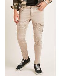 Forever 21 - Natural Project X Paris Slim-fit Jeans for Men - Lyst