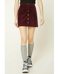 Forever 21 - Gray Open-knit Knee-high Socks - Lyst