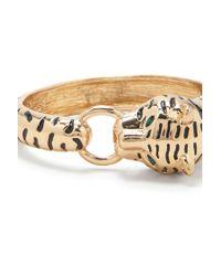 Forever 21 | Black Tiger Hinge Bracelet | Lyst