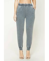 Forever 21 - Gray Faded Sweatpants - Lyst