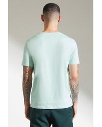 Forever 21 - Multicolor Slub Knit Pocket Tee for Men - Lyst