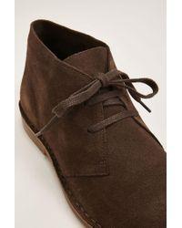 Forever 21 Brown Men Supply Lab Ankle Boots for men