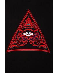 Givenchy - Black Triangle Realize Sweatshirt - Lyst