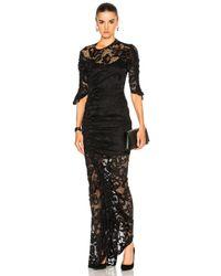 Preen By Thornton Bregazzi   Black Georgia Dress   Lyst