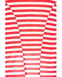 Rag & Bone - Red Arrow Long Sleeve Tee - Lyst