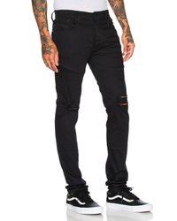 Stampd - Black Essential Knee Split Denim - Lyst