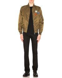 Valentino | Multicolor Star Bomber Jacket | Lyst