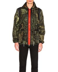 Givenchy | Multicolor Printed Lightweight Jacket for Men | Lyst