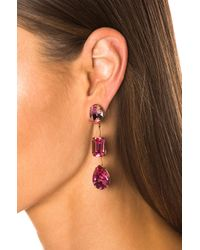 Jennifer Behr - Multicolor Allanah Earrings - Lyst