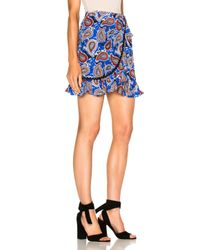 Dodo Bar Or - Blue Milo Skirt - Lyst
