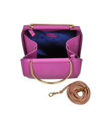 Roksanda - Hot Pink Leather Besa Bag - Lyst