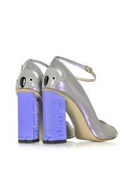 Camilla Elphick | Purple Pez Classics Australia Lilac Patent Leather Pump | Lyst