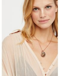 Free People - Natural Instincts Pendant - Lyst