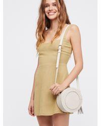 Free People - Multicolor Short N' Sweet Solid Mini Dress - Lyst