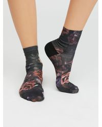 Free People - Multicolor Garden Party Crew Sock - Lyst