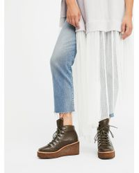 Free People - Multicolor High Road Hiker Boot - Lyst
