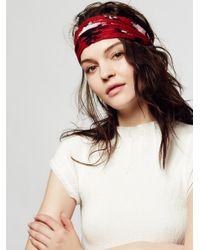 Free People - Natural Myna Headband - Lyst