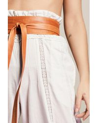 Free People - Multicolor Leather Obi Belt - Lyst