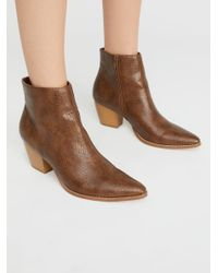 Free People - Brown Vegan Going West Boot By Matisse - Lyst