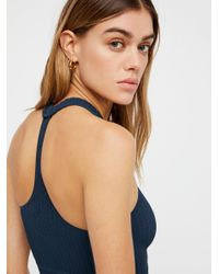 Free People - Blue Take Me Back Brami - Lyst
