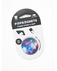 Free People - Blue Pop Socket Phone Mount - Lyst