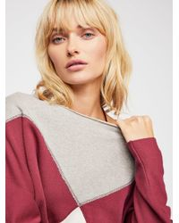 Free People - Multicolor Montauk Pullover - Lyst