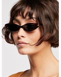 Free People Multicolor Wild Thing Sunnies