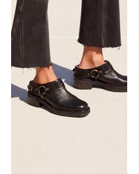 Free People - Black Marco Mule By Fp Collection - Lyst