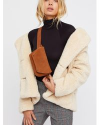 Free People - Multicolor Cecile Belt Bag - Lyst