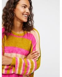 Free People - Multicolor All About You Pullover - Lyst